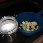 Auberginen mit gebratenem Ei (3)