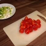 Auberginen mit gebratenem Ei (5)