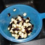 Auberginen mit gebratenem Ei (6)
