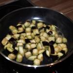 Auberginen mit gebratenem Ei (7)