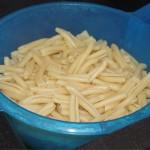 Pasta al Pistacchio (2)