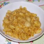 Maccu di fave ca pasta - Das Ergebnis