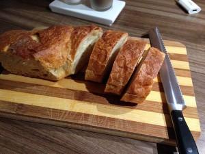 Pani frittu - gebratenes Brot (1)