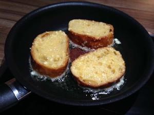 Pani frittu - gebratenes Brot (5)