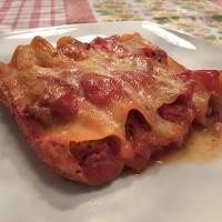 12 - Canneloni mit Salsiccia
